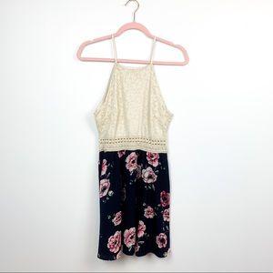 🌼2/$22🌼 Floral Summer Beach Dress